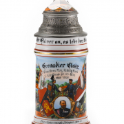 7. Comp. Gren. Reg. König Karl 5. Württ. Nr. 123 Ulm – 2