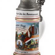 7. Comp. Inf. Regt. König Wilhelm I 6. Württ. Nr. 124 Weingarten –5