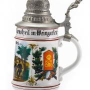 9. Comp. Inf. Regt. Kaiser Wilhelm König von Preußen 2 Württ. Nr. 120 Weingarten