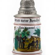 9. Comp. Inf. Regt. Kaiser Wilhelm König von Preußen 2 Württ. Nr. 120 Weingarten –2
