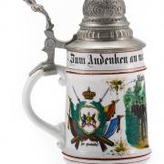 9. Comp. Inf. Regt. Kaiser Wilhelm König von Preußen 2 Württ. Nr. 120 Weingarten –3
