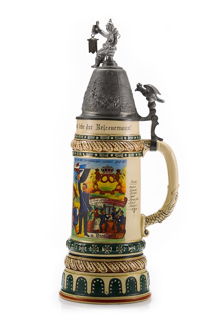 Bäcker-Abteilung d. XIII Armeekorps Koblenz