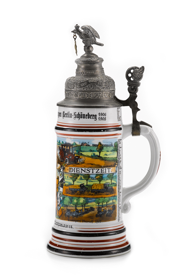 Kraftfahrerabteilung der Verkehrstruppen Berlin-Schöneberg Kunzmann