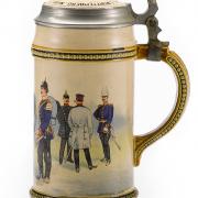 Mettlach – Reservistenkrug Grenadier Regiment Königin Olga 1. Württ. Nr. 119